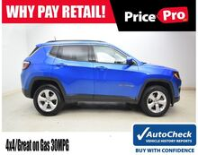 2018_Jeep_Compass_Latitude 4X4_ Maumee OH