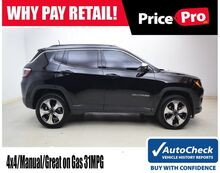 2018_Jeep_Compass_Latitude 4x4 Manual_ Maumee OH