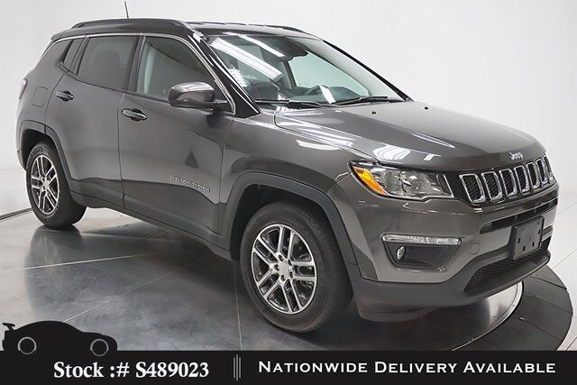 2018 Jeep Compass Latitude BACK-UP CAMERA,KEY-GO,17IN WHLS