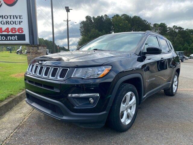 2018 Jeep Compass Latitude Monroe GA