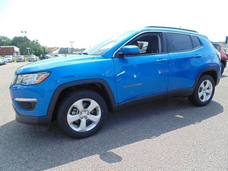 2018_Jeep_Compass_Latitude_ Paris TN