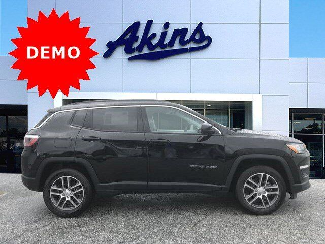 2018 Jeep Compass Latitude Winder GA