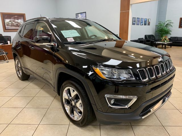 2018 Jeep Compass Limited 4WD Charlotte NC