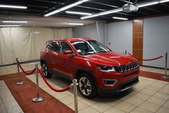 2018_Jeep_Compass_Limited FWD_ Charlotte NC
