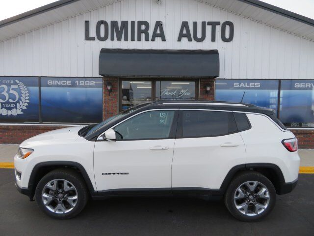 2018 Jeep Compass Limited Lomira WI