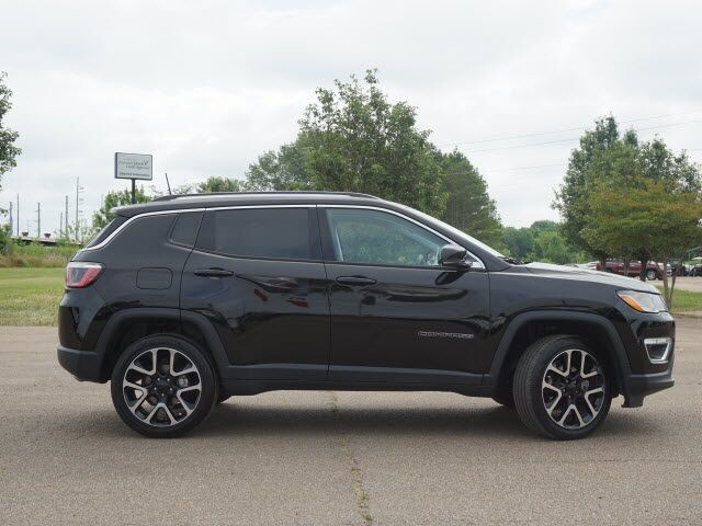 2018 Jeep Compass Limited West Point MS