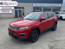 2018_Jeep_Compass_North  -  Fog Lamps - Low Mileage_ Quesnel BC