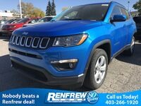 Jeep Compass North 2.4L MultiAir 4x4/Bluetooth/Back-Up Cam 2018