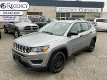 2018_Jeep_Compass_Sport  - Streaming Audio -  Proximity Key_ Quesnel BC