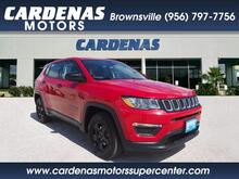 2018_Jeep_Compass_Sport_ Brownsville TX