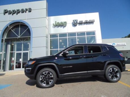 2018_Jeep_Compass_Trailhawk_ Paris TN