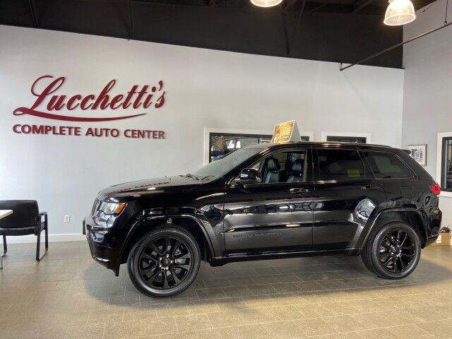 2018 Jeep Grand Cherokee Altitude Marshfield MA