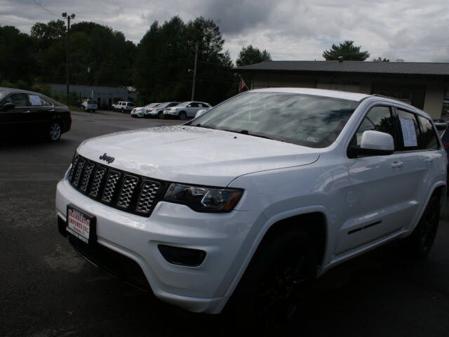 2018 Jeep Grand Cherokee Altitude Roanoke VA