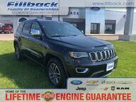 2018 Jeep Grand Cherokee Limited Richland Center WI