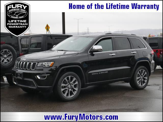 2018 Jeep Grand Cherokee Limited 4x4 St. Paul MN