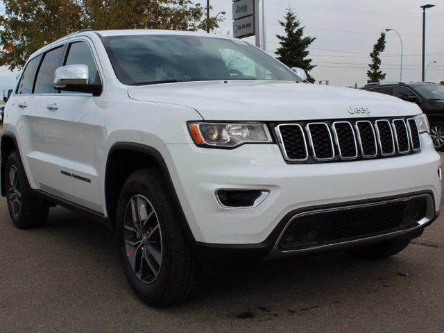 New Jeep Grand Cherokee Edmonton AB