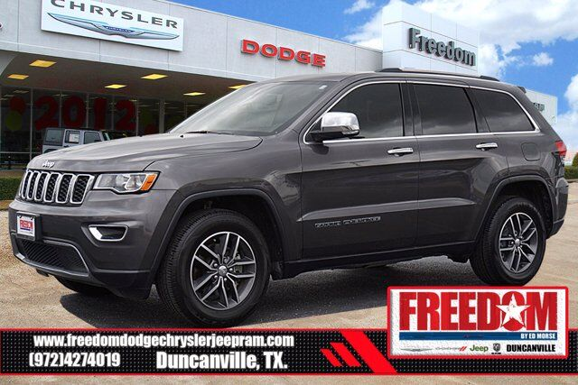 2018 Jeep Grand Cherokee Limited Duncanville TX