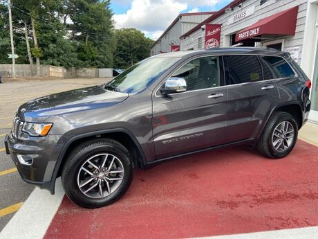 2018 Jeep Grand Cherokee Limited Marshfield MA