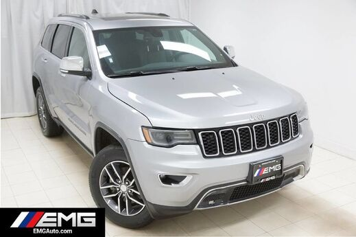 2018 Jeep Grand Cherokee Limited Navigation Dual Roof Backup Camera 1 Owner Avenel NJ