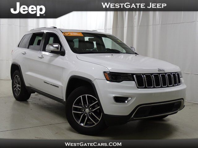 2018 Jeep Grand Cherokee Limited Raleigh NC