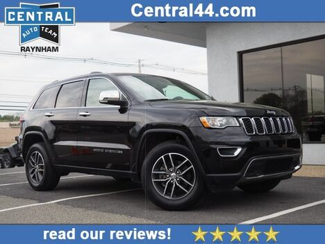 2018_Jeep_Grand Cherokee_Limited_ Raynham MA