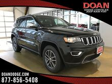 2018_Jeep_Grand Cherokee_Limited_ Rochester NY