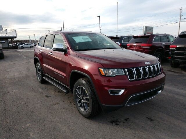 2018 Jeep Grand Cherokee Limited Watertown NY