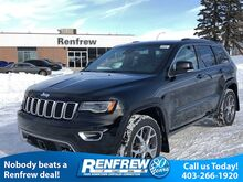 2018_Jeep_Grand Cherokee_Sterling Edition 4x4, LOADED!! Back-Up Cam/Rear DVD_ Calgary AB
