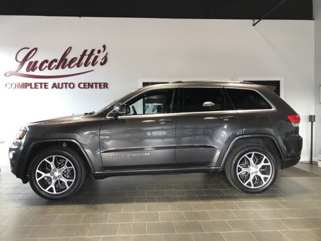 2018 Jeep Grand Cherokee Sterling Edition Marshfield MA