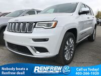 Jeep Grand Cherokee Summit 4x4 2018