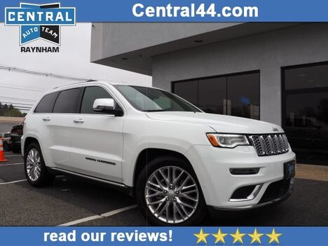 2018_Jeep_Grand Cherokee_Summit_ Raynham MA