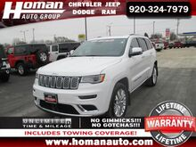 2018 Jeep Grand Cherokee Summit Waupun WI