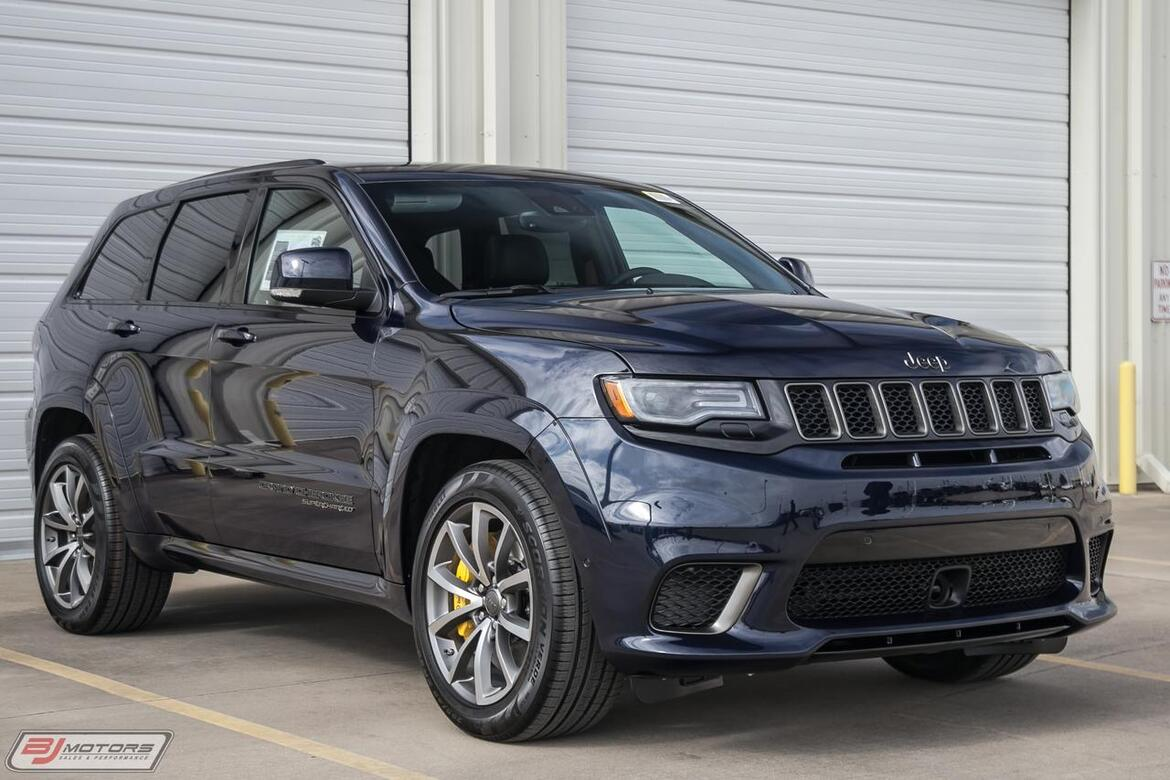 2018 jeep grand cherokee trackhawk trackhawk tx 22430154. Black Bedroom Furniture Sets. Home Design Ideas