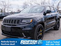 Jeep Grand Cherokee Trackhawk 6.2L SRT HEMI V8 Supercharged, Nappa Leather, Harmon/Kardon Premium Audio 2018