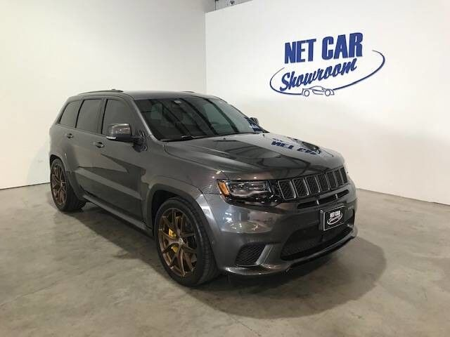 2018 Jeep Grand Cherokee Trackhawk Houston TX