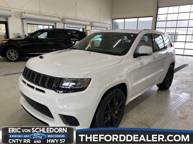 2018 Jeep Grand Cherokee Trackhawk Milwaukee WI