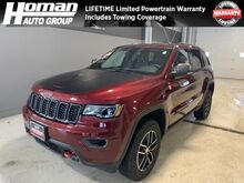 2018 Jeep Grand Cherokee Trailhawk Waupun WI