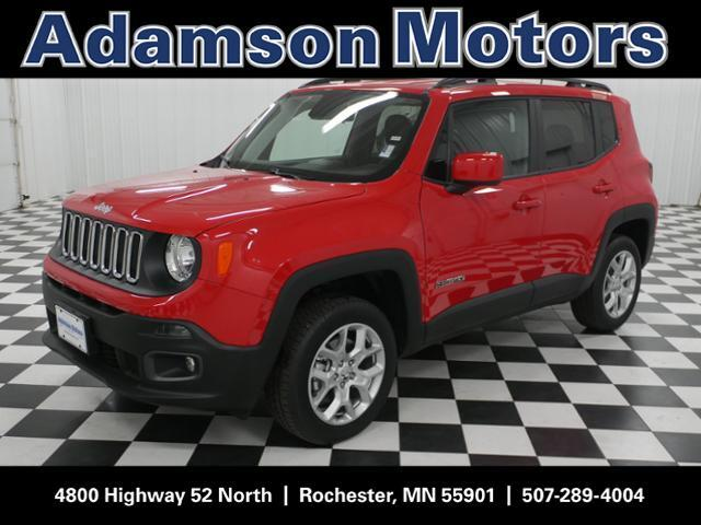2018 Jeep Renegade  Rochester MN