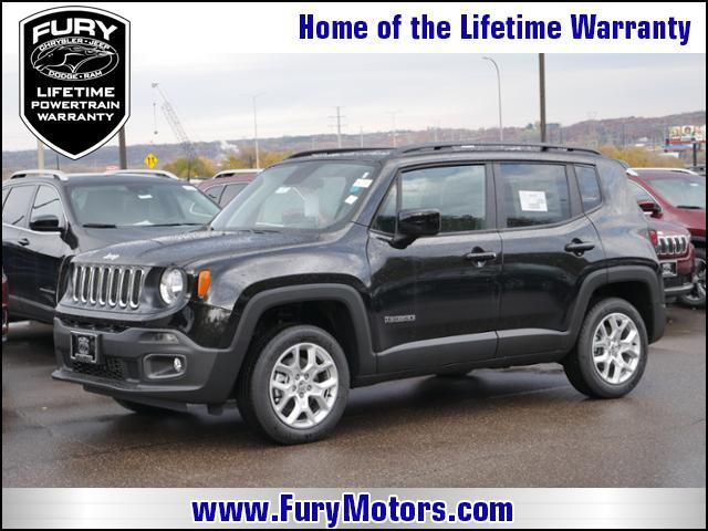 2018 Jeep Renegade 4x4 Stillwater MN