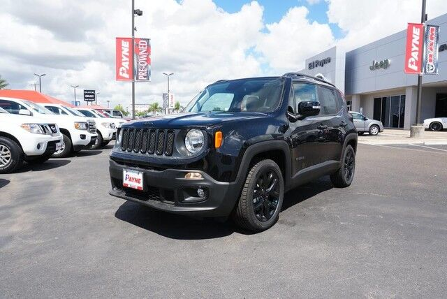 2018 Jeep Renegade Altitude  TX
