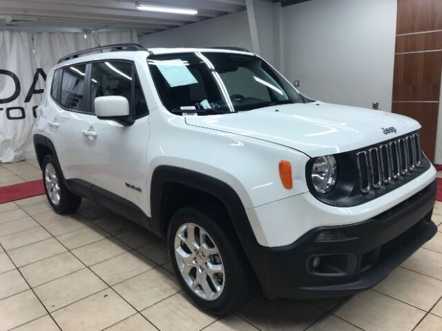 2018 Jeep Renegade Latitude 4WD Charlotte NC
