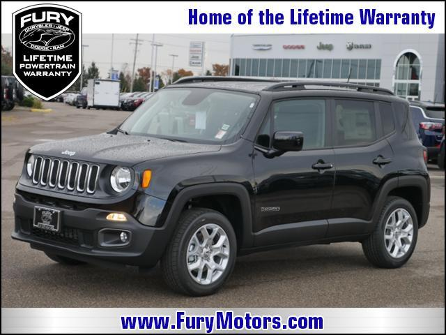2018 Jeep Renegade Latitude 4x4 Stillwater MN
