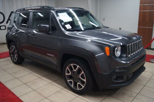 2018 Jeep Renegade Latitude FWD Charlotte NC