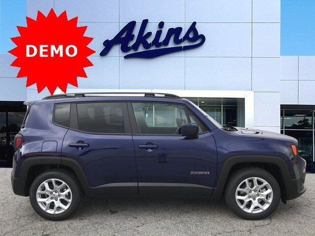 2018 Jeep Renegade Latitude Winder GA
