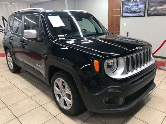 2018 Jeep Renegade Limited FWD Charlotte NC