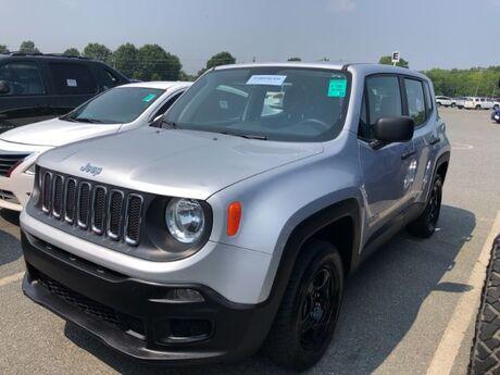 2018 Jeep Renegade Sport 4WD Charlotte NC