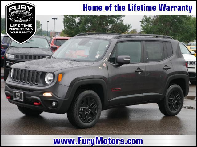 2018 Jeep Renegade Trailhawk 4x4 Stillwater MN