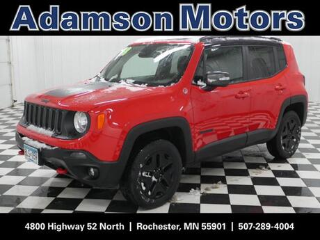 2018 Jeep Renegade Trailhawk Rochester MN