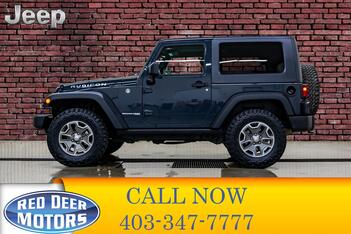 2018_Jeep_Wrangler JK_4x4 Rubicon Manual Nav_ Red Deer AB