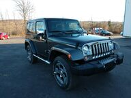 2018 Jeep Wrangler JK Sahara Watertown NY